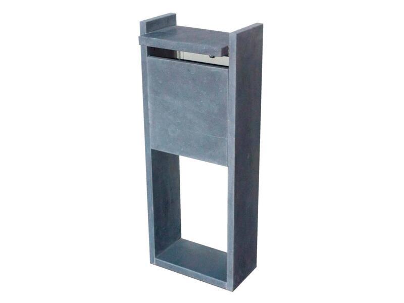 VASP Cadiz small boîte aux lettres pierre bleue belge