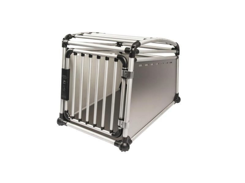 Cage de transport 63x88x67 cm aluminium