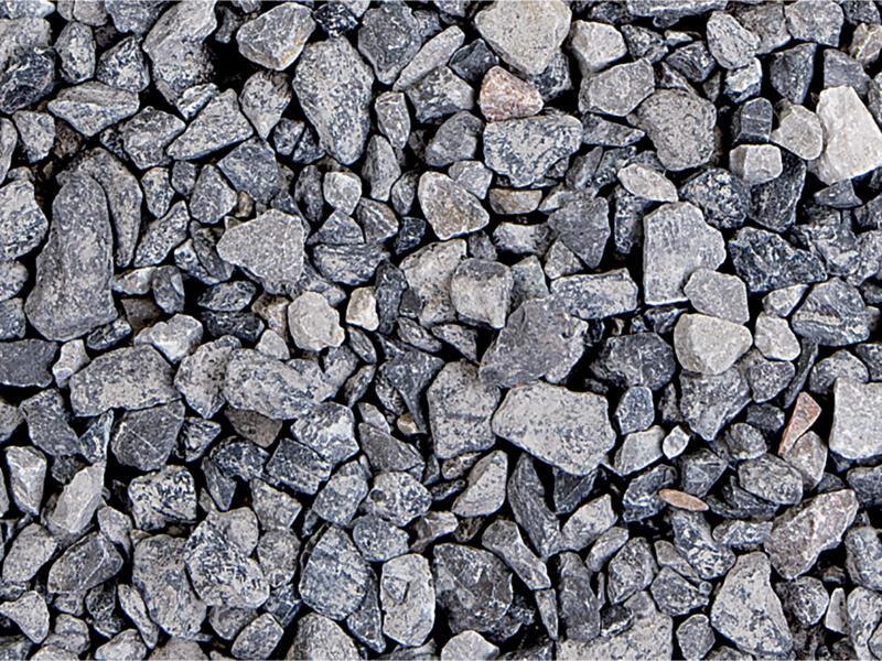 Calcaire concassé 6,3-14 mm 40kg gris