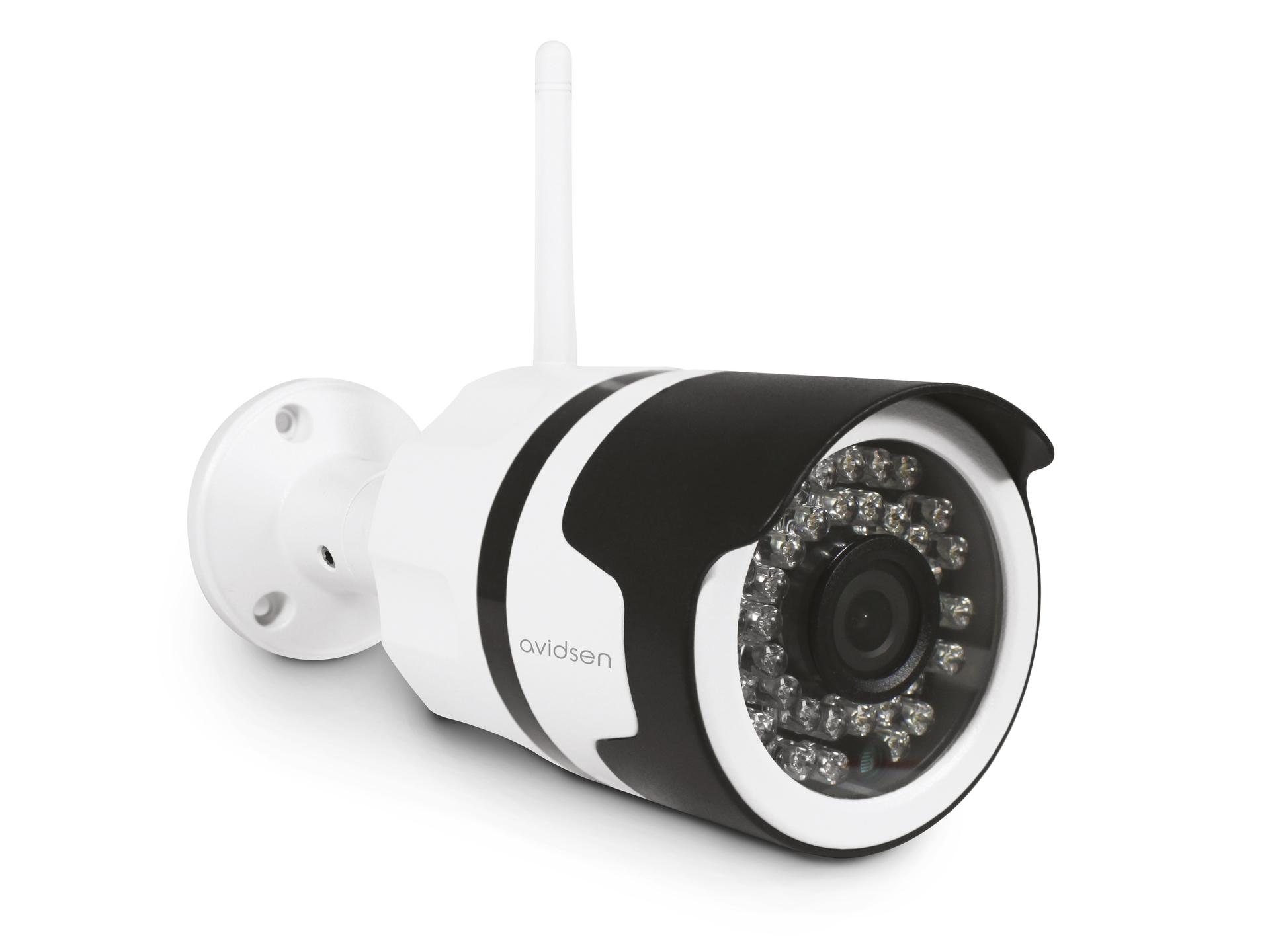 camera factice exterieur avec detecteur mouvement camra. Black Bedroom Furniture Sets. Home Design Ideas