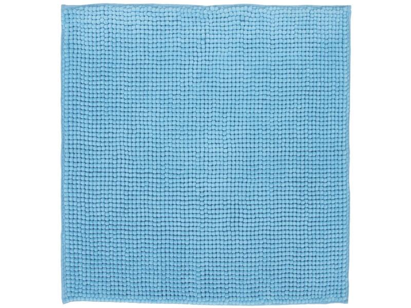 Differnz Candore badmat 60x60 cm azuur