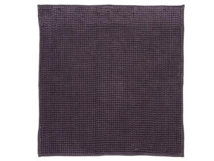 Differnz Candore tapis de bain 60x60 cm aubergine