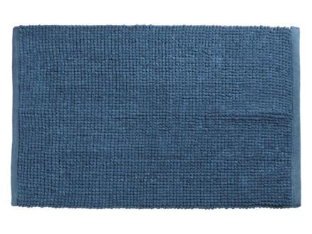 Differnz Candore tapis de bain 80x50 cm pétrole