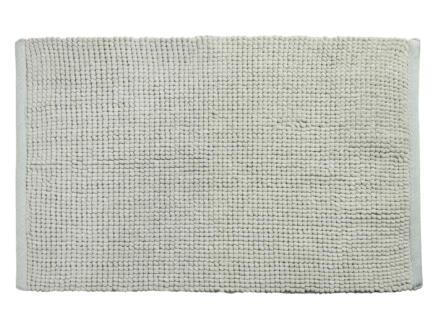 Differnz Candore tapis de bain 80x50 cm vert clair