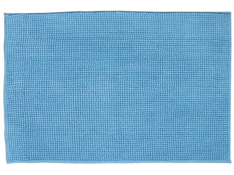 Differnz Candore tapis de bain 90x60 cm azur