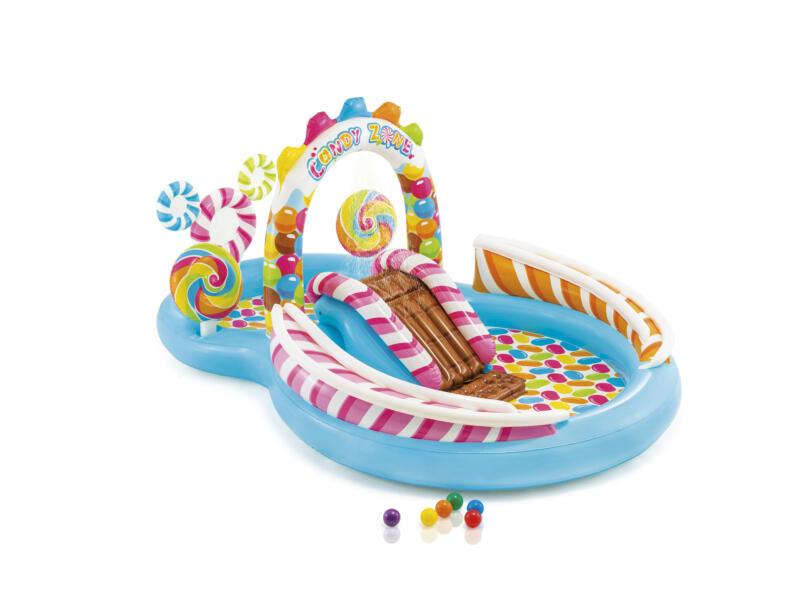 Intex Candy Zone Play Center kinderzwembad 295x191x130 cm