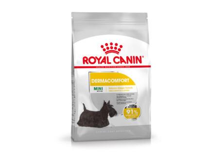 Canine Care Nutrition Mini Dermacomfort croquettes chien 3kg