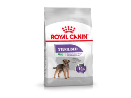 Canine Care Nutrition Mini Sterilised hondenvoer 3kg