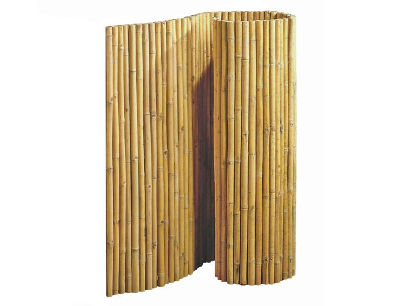 Canisse brise-vue en bambou 100x180 cm