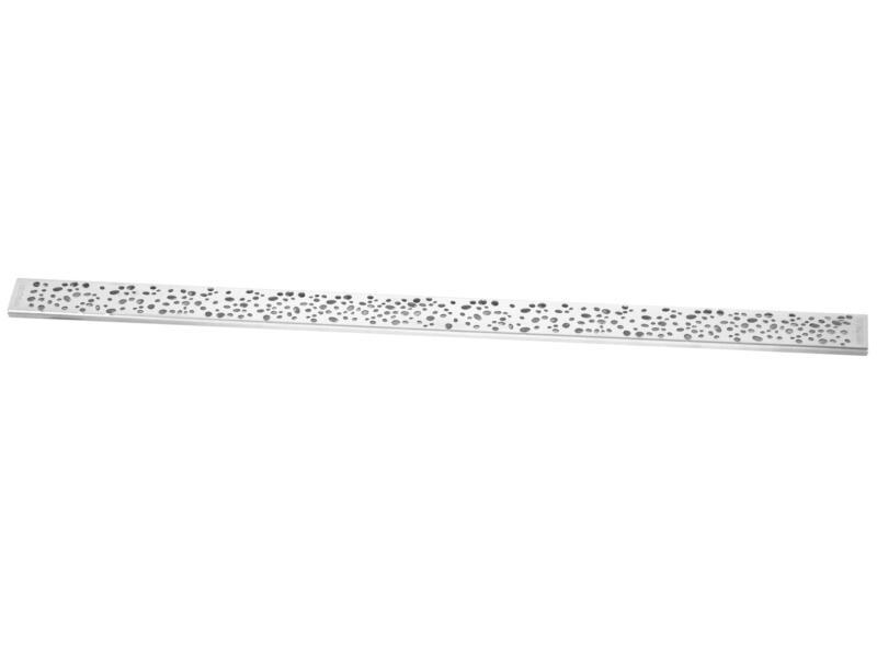 Wirquin Caniveau de douche Express'eau goutte 800mm