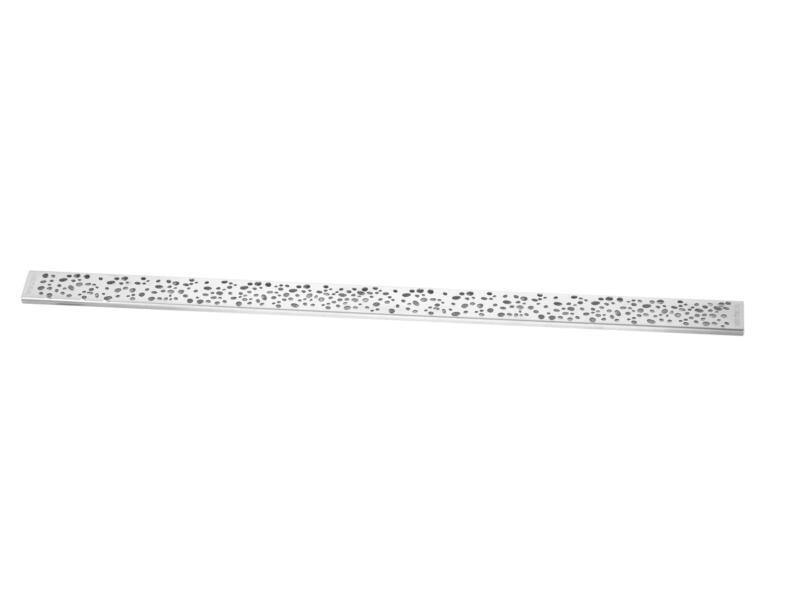 Wirquin Caniveau de douche Express'eau goutte 900mm