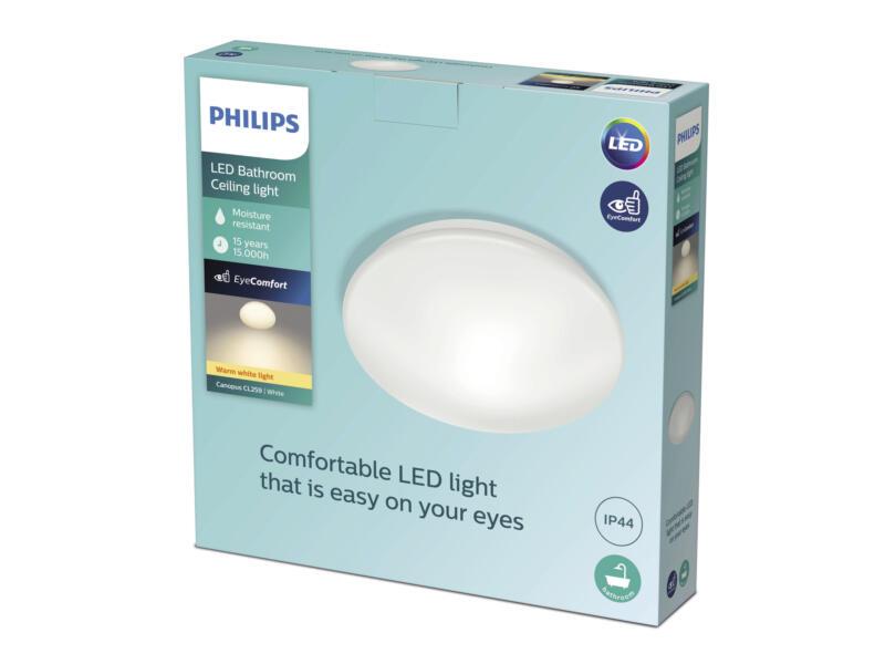 Philips Canopus LED wand- en plafondlamp 17W wit