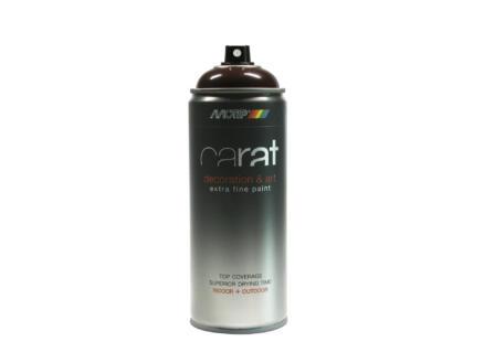 Motip Carat lakspray hoogglans 0,4l chocoladebruin