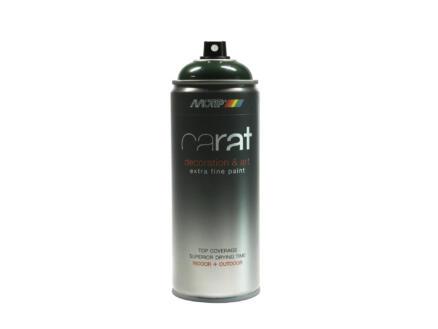 Motip Carat lakspray hoogglans 0,4l spar groen