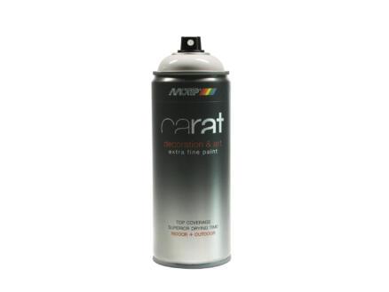 Motip Carat lakspray hoogglans 0,4l zuiver wit
