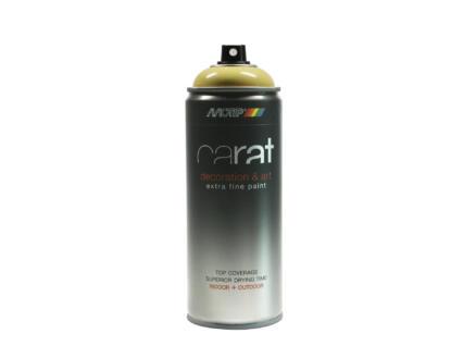 Motip Carat laque déco en spray brillant 0,4l jaune Pâcques