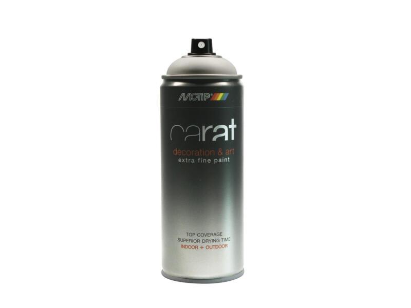 Motip Carat laque déco en spray mat 0,4l blanc pur