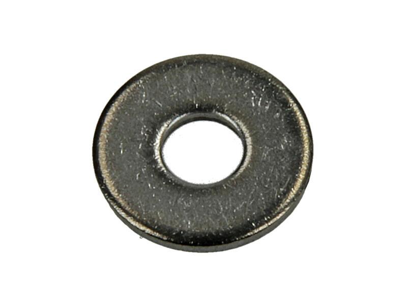 Mack Carrosserieringen 5,3x15 mm inox 10 stuks