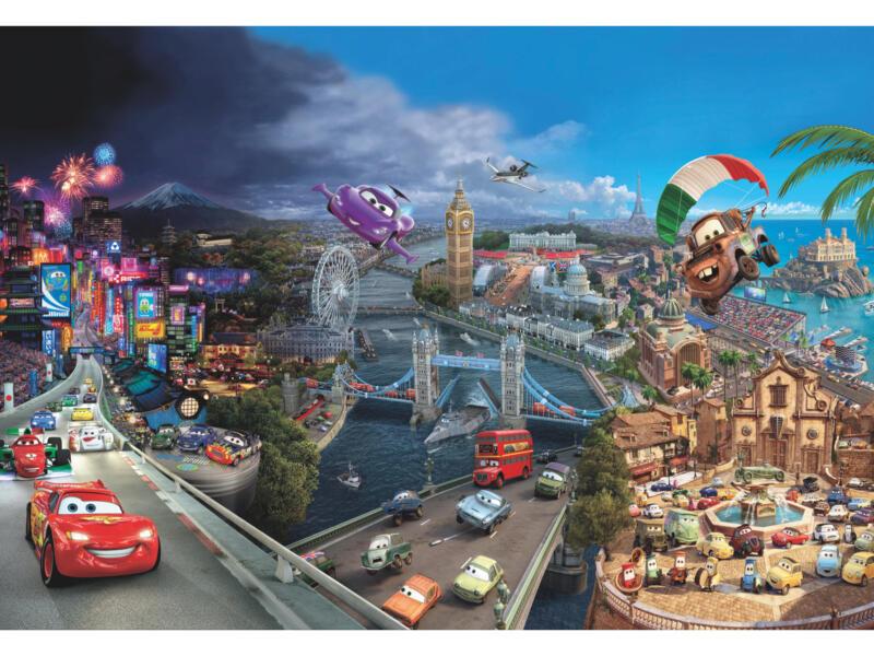Cars World 8400 papier peint photo 8 bandes