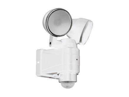 Eglo Casabas LED wandlamp 2x4 W met sensor wit