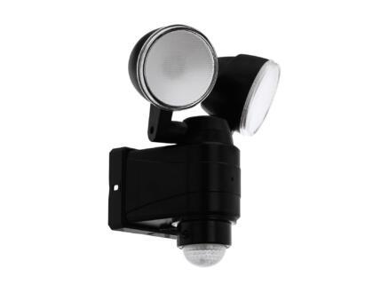 Eglo Casabas LED wandlamp 2x4 W met sensor zwart
