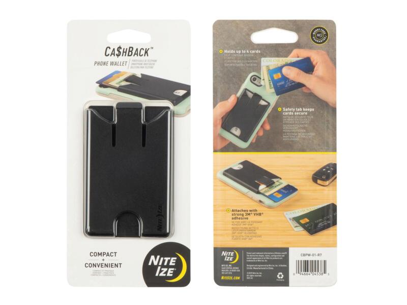 Nite Ize CashBack portefeuille GSM