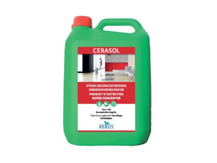 Cerasol nettoyant & dégraissant carrelages céramiques 5l