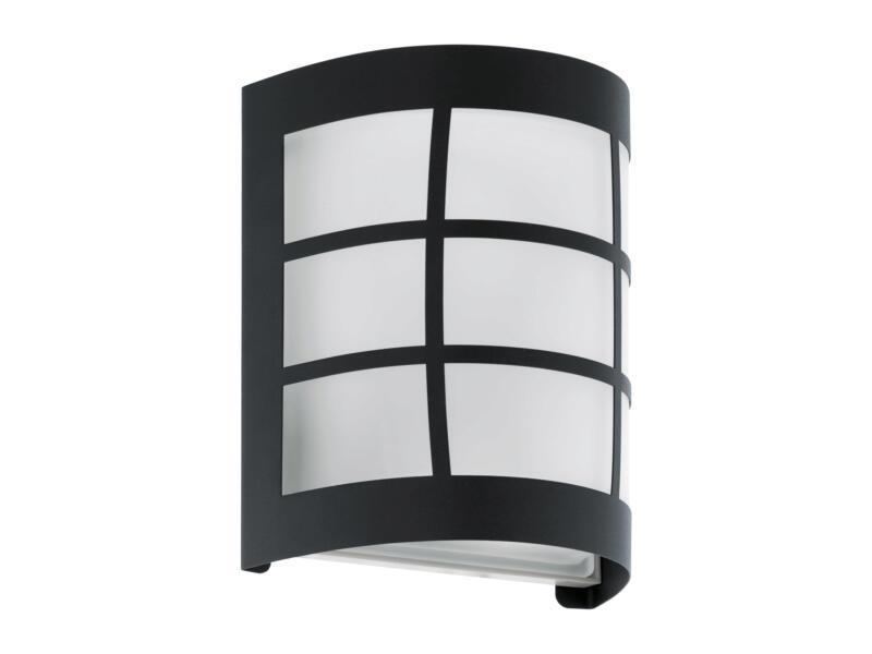 Eglo Cerno applique murale extérieure E27 4W noir