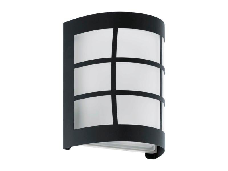 Eglo Cerno wandlamp E27 4W zwart
