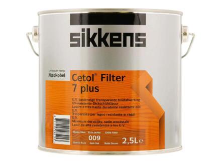 Sikkens Cetol Filter 7 plus 2,5l chêne foncé