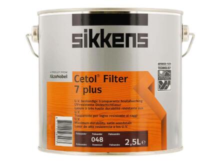 Sikkens Cetol Filter 7 plus 2,5l palissander