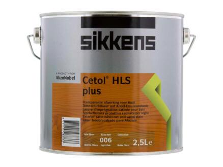 Sikkens Cetol HLS plus 2,5l chêne clair