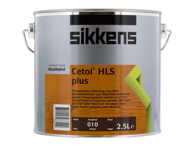 Sikkens Cetol HLS plus 2,5l noyer