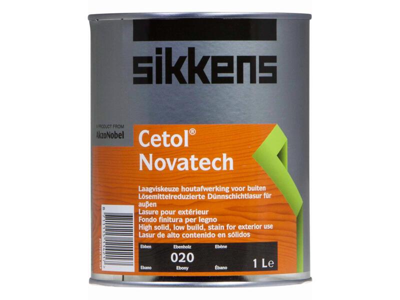 Sikkens Cetol Novatech 1l ébène