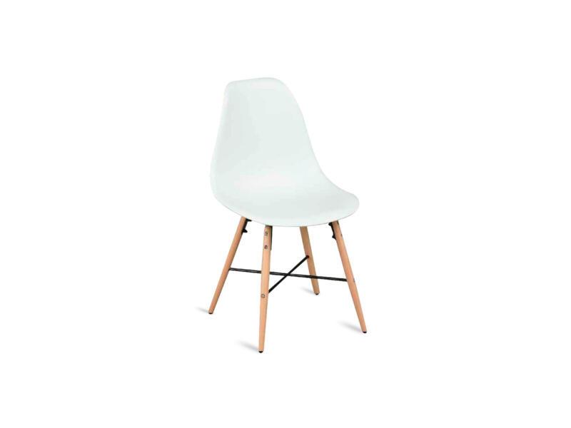 Chaise Juti blanc