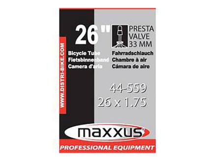 Maxxus Chambre à air 26x1.75-1.90 cm