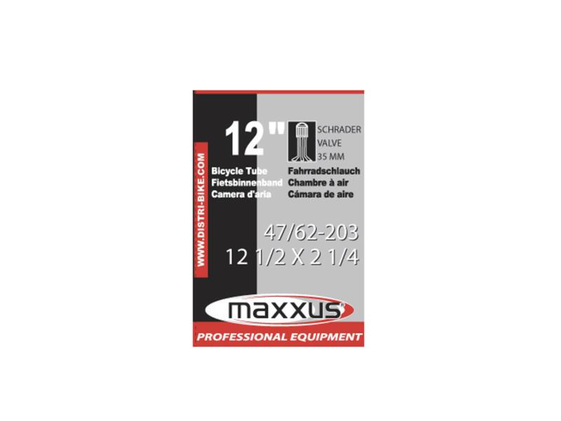Maxxus Chambre à air vélo 12