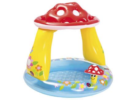 Intex Champignon piscine enfants 102x89 cm