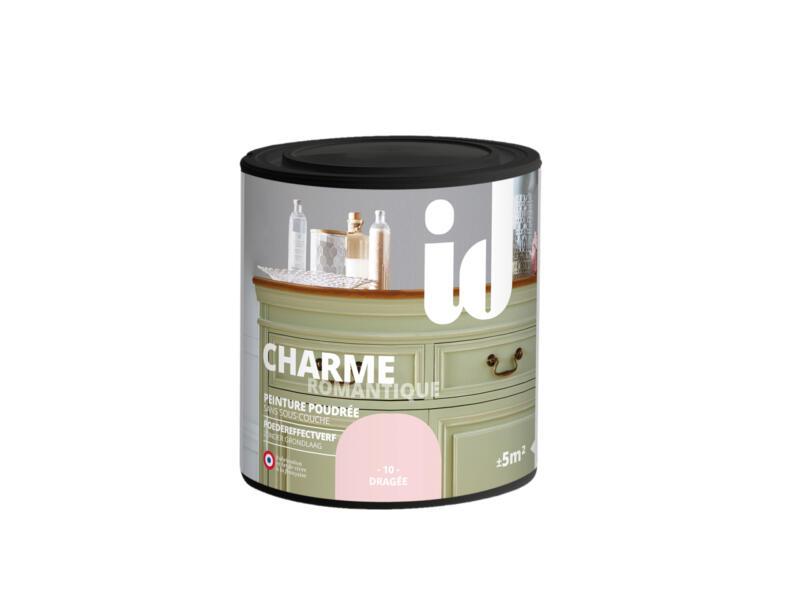 Charme meubelverf hout en MDF 0,5l dragee