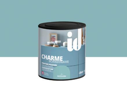 Charme meubelverf hout en MDF 0,5l gustaviaans blauw