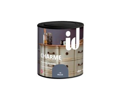 Charme peinture meubles bois et MDF 0,5l bleu prusse
