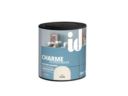 Charme peinture meubles bois et MDF 0,5l écume
