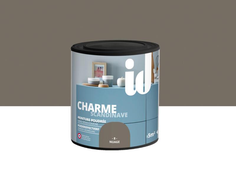 Charme peinture meubles bois et MDF 0,5l nuage