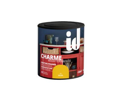 Charme peinture meubles bois et MDF 0,5l soleil