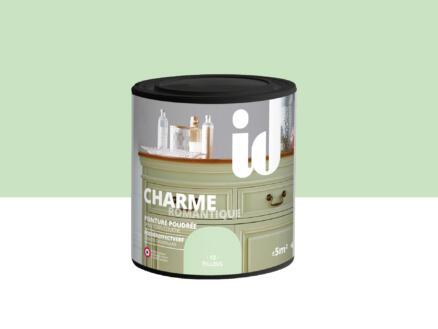 Charme peinture meubles bois et MDF 0,5l tilleul