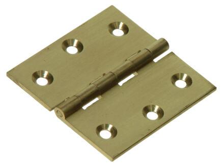 Charnière carrée 5x5 cm