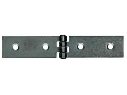 Charnière coulissante 12x2,2 cm