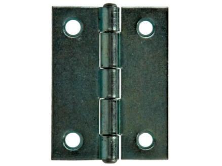 Charnière lourde 5x3,8 cm