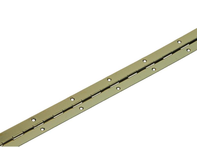 Charnière piano 126cm