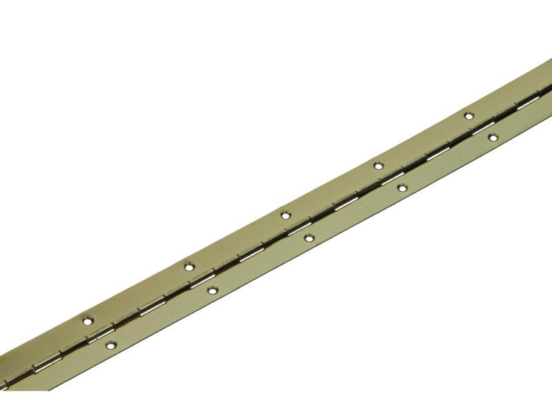 Charnière piano 198cm
